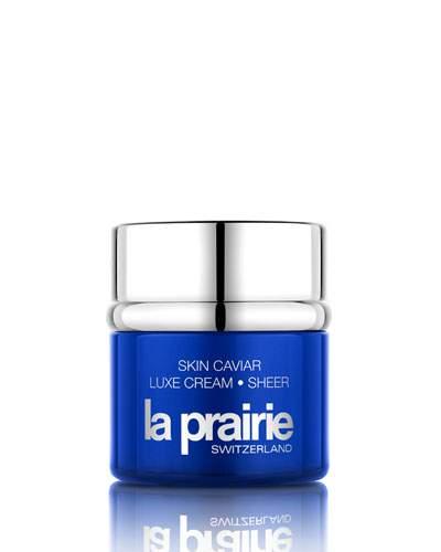 Crème Caviar Luxe Liftante visage01
