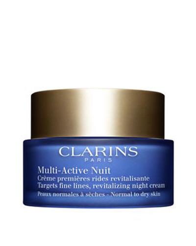-CLARINS MULTI-ACTIVE NUIT CONFORT PEAUX SECHES
