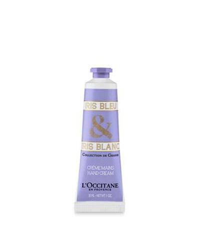 L'Occitane Grasse Iris Bleu & Iris Blanc Hand Cream