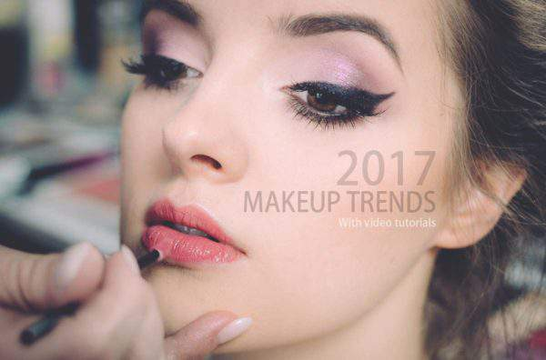Fashion makeup 2017