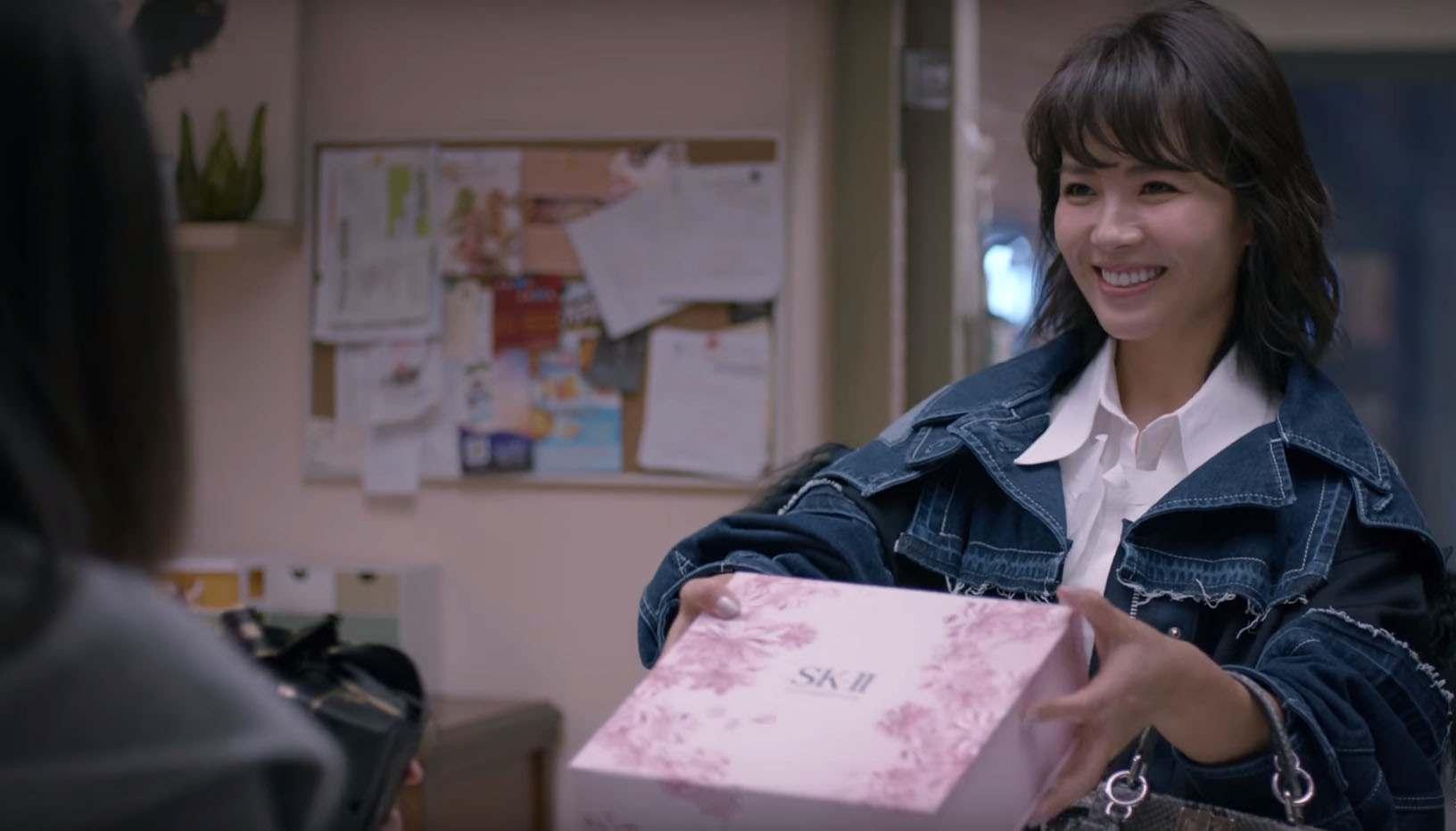 第三集安迪送给樊胜美的礼物