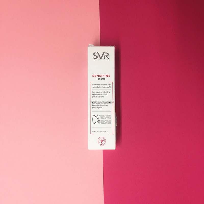 SVR Sensifine Cream