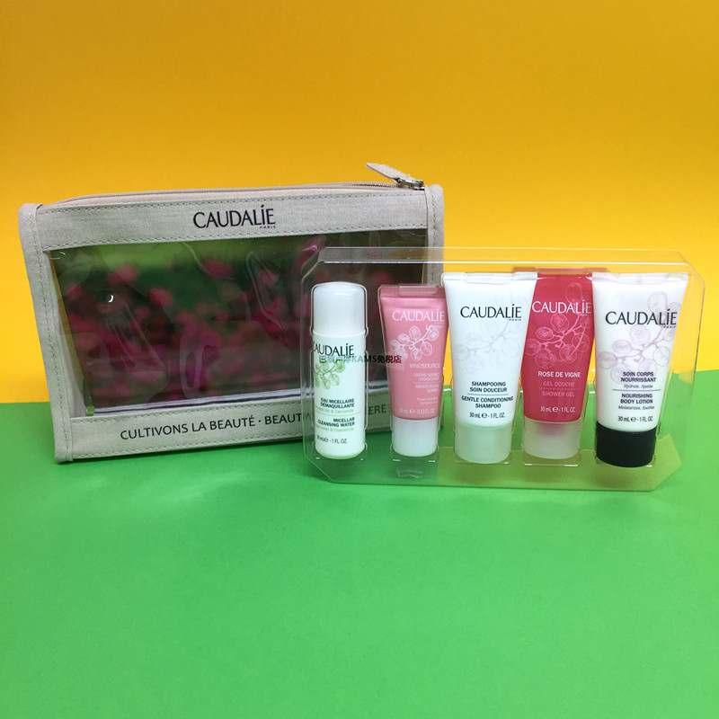 Caudalie Cultivons La Beauté·Beauty Grows Here Travel Set