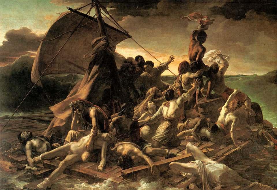 梅杜萨之筏