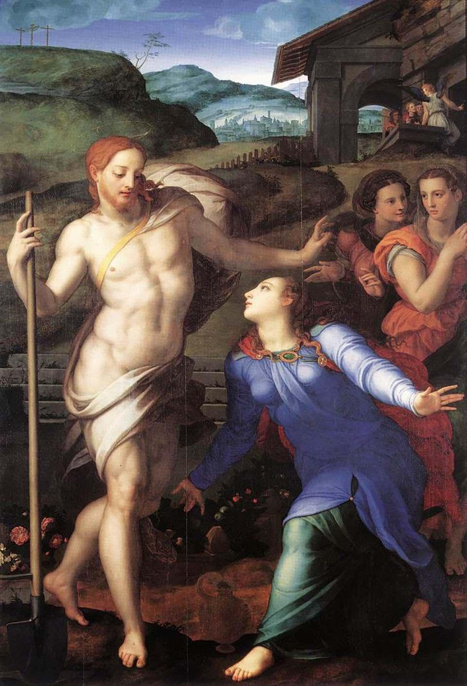耶稣遇上玛利亚