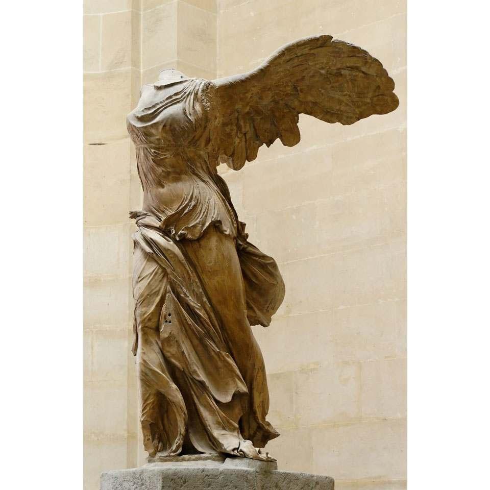 萨莫色雷斯岛的胜利女神