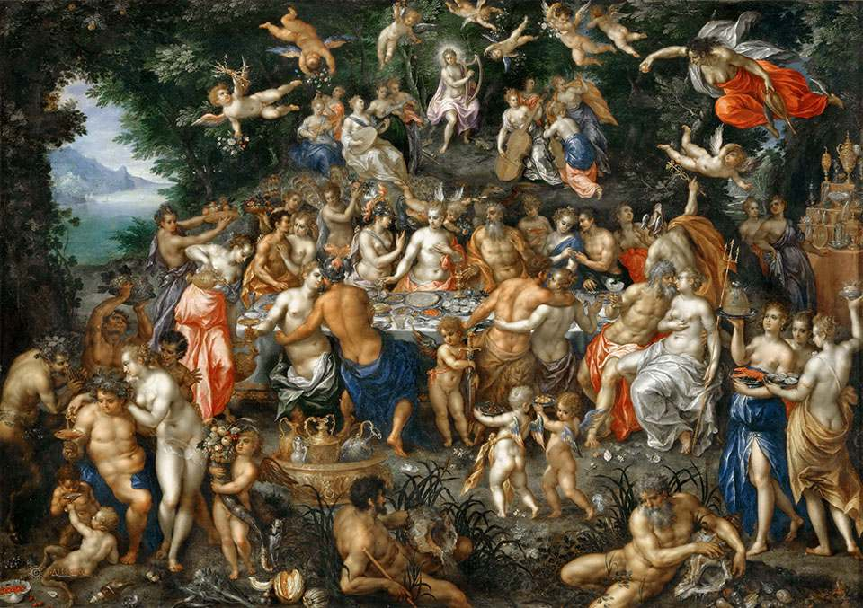 Hendrik_de_Clerck_-_The_Nuptials_of_Thetis_and_Peleus