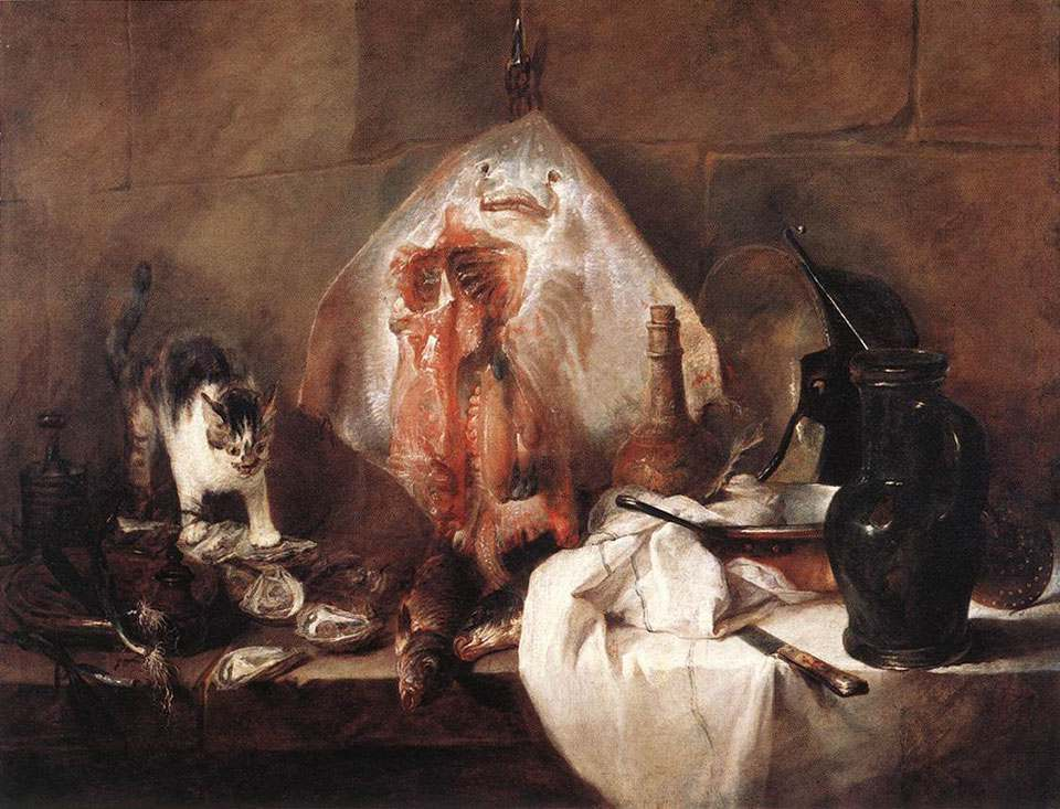Jean_Siméon_Chardin_-_The_Ray