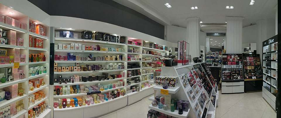 paris louvre kams duty free perfume