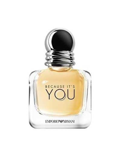 ARMANI-BECAUSE IT'S YOU