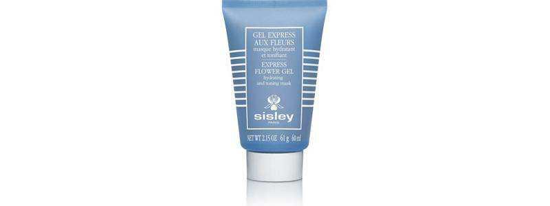 sisley moisturising gel mask