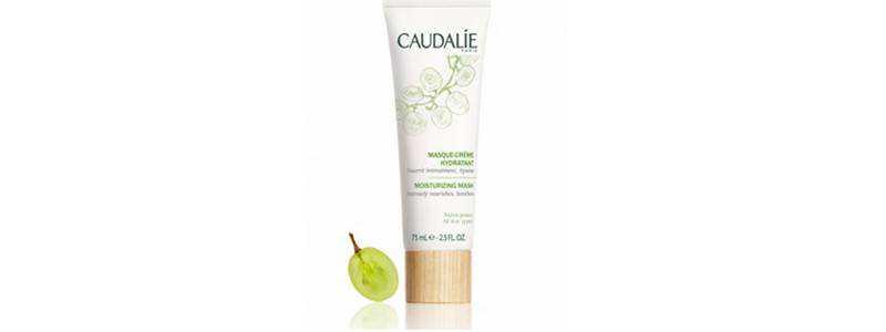 Caudalie moisturising facial mask