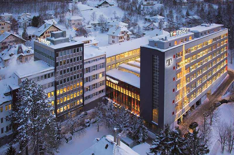 天梭瑞士力洛克总部