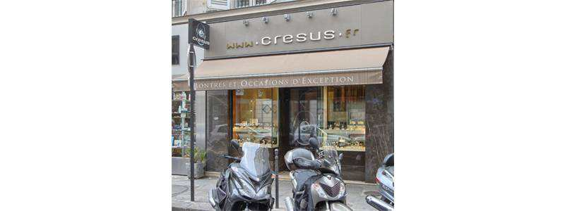 巴黎二手表店