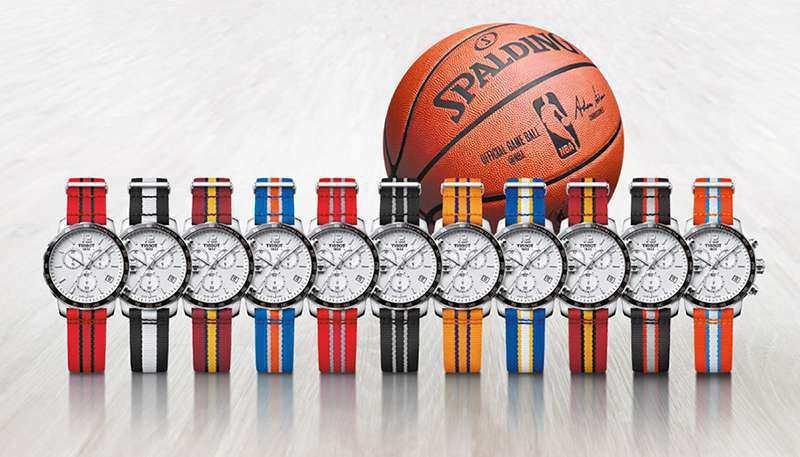 天梭NBA手表