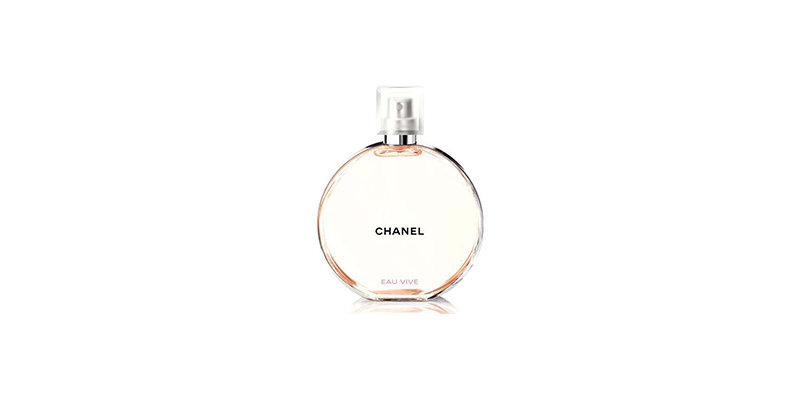 7.Chanel Chance Eau Vive, 2015