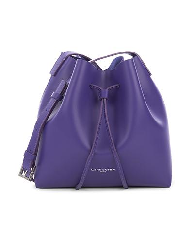 兰嘉斯汀紫色水桶包