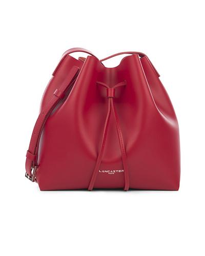兰嘉斯汀红色水桶包