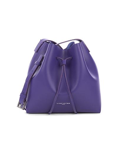 Lancastert mini bucket bag purple
