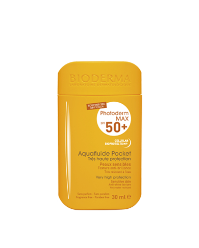 BIODERMA PHOTODERM MAX AQUAFLUIDE POCKET SPF50+