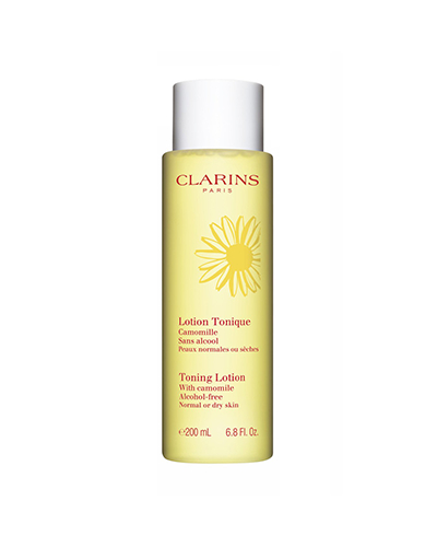 CLARINS LOTION TONIQUE CAMOMILL PEAUX NORMALES OU SECHES