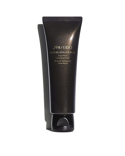 SHISEIDO FUTURE SOLUTION LX MOUSSE NETTOYANTE EXTRA RICHE