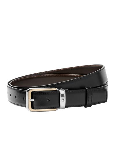 mont blanc business belt 114389