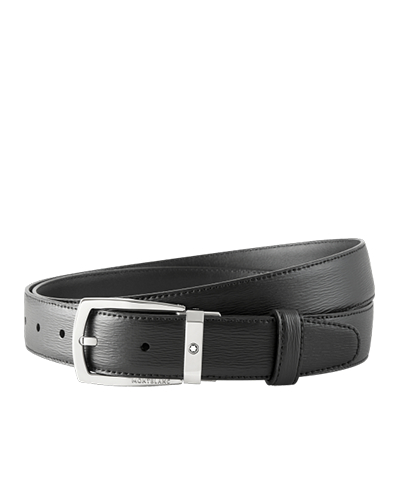 mont blanc business belt 116706