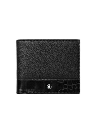 mont blanc meisterstuck soft grain wallet 118752