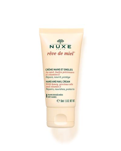 nuxe Crème mains et ongles Rêve de miel