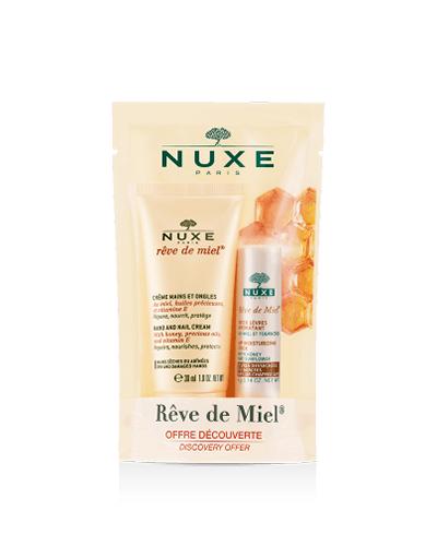 nuxe Duo Gourmand Crème Mains et Stick Lèvres