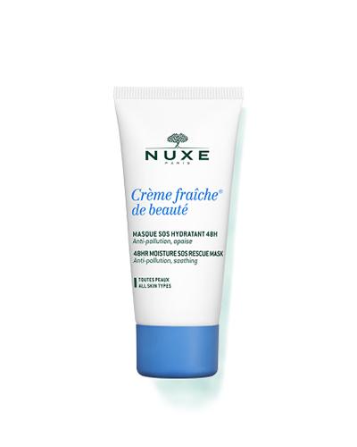 nuxe Masque hydratant Crème fraîche de beauté