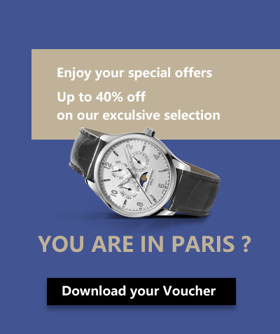 Paris Duty-Free voucher