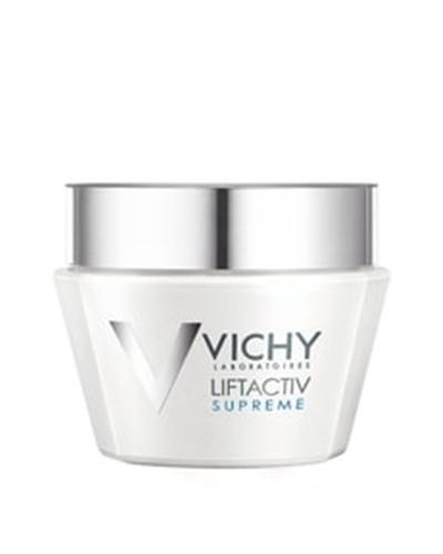 vichy liftactiv supreme creme de jour peaux seches