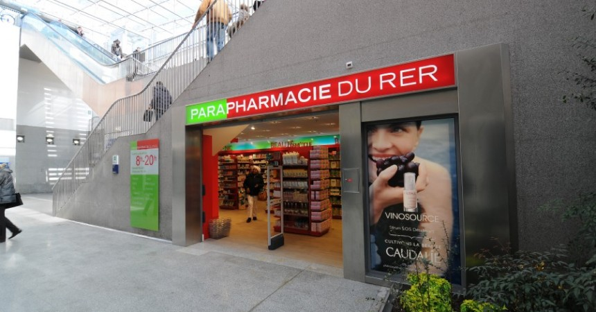Pharmacie de R.E.R