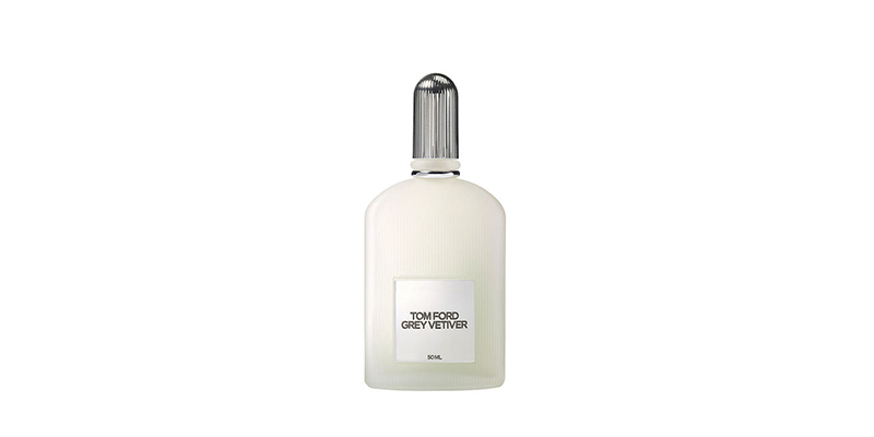 Tom Ford灰色香根草Grey Vetiver EDP男香