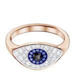 施华洛世奇恶魔之眼戒指
