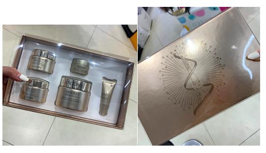 Lancôme兰蔻菁纯臻颜面霜礼盒