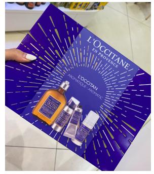 L'Occitane欧舒丹男士身体护理套盒
