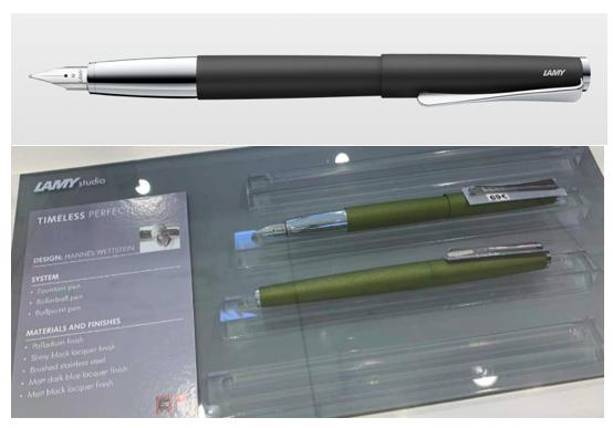 LAMY凌美Studio Fountain pen钢笔