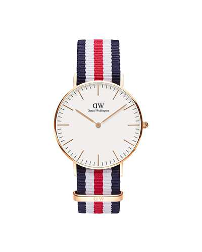 Daniel Wellington Classic Cambridge & Oxford Watch for Both Men and Women
