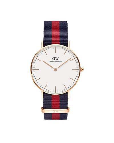 6c2466ff24e20 .Daniel Wellington Classic Cambridge   Oxford Watch for Both Men and Women  - Paris Louvre Duty-Free - KAMS 1960