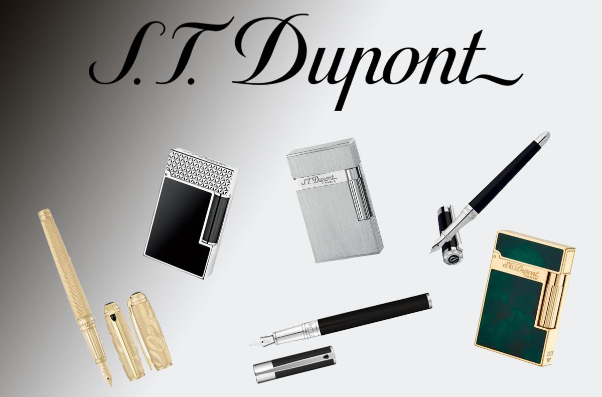 dupont都彭钢笔打火机介绍