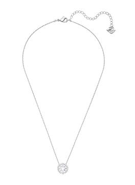 Swarovski施华洛世奇跳动的心项链