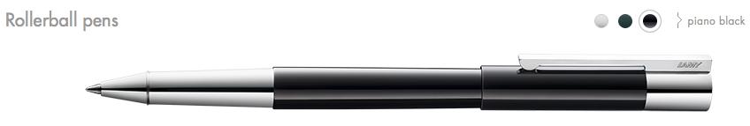 LAMY Scala Rollerball Pens