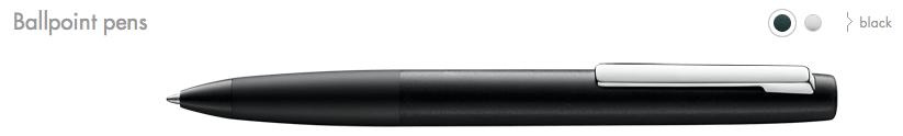 LAMY-Aion Ballpoint Pens