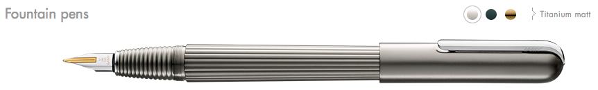 LAMY Imporium Fountain Pen