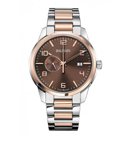 Balmain Madrigal GMT 24 H Watch B14883354