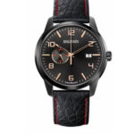 Balmain Madrigal GMT 24h Watch B1487.32.64