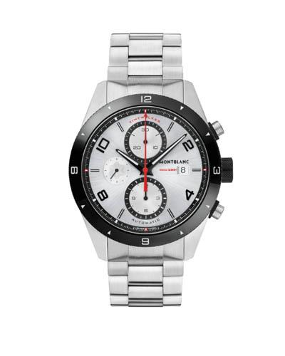 Mont Blanc 万宝龙TimeWalker自动计时码表 116099